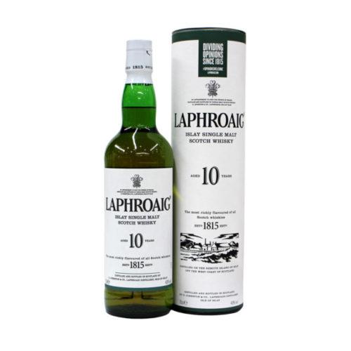 ラフロイグ 10年 700ml ウイスキー スコッチ シングルモルト 40度 並行輸入品 箱付