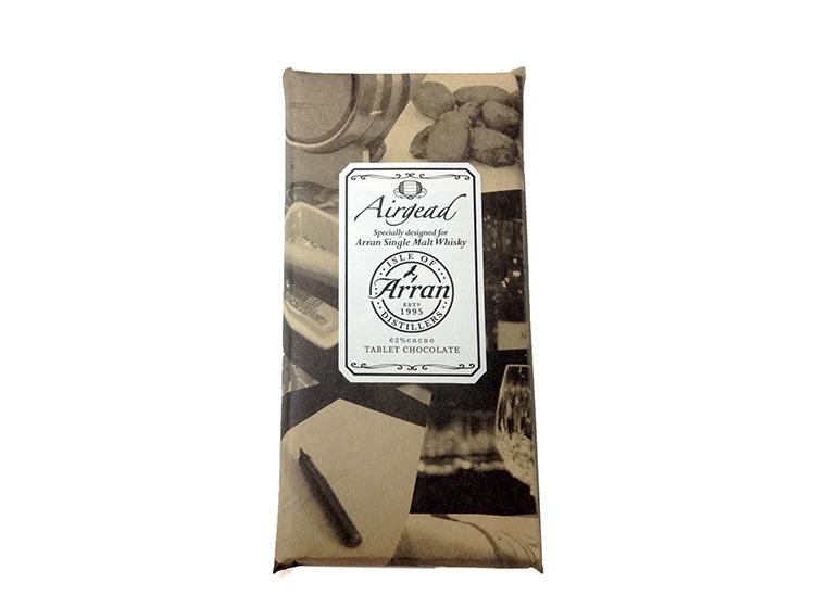 アールガットのチョコレートとアランモルトのコラボ