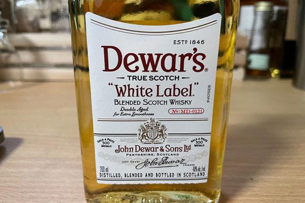 デュワーズ ホワイトラベル