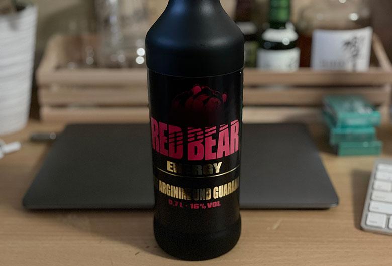 RED BEAR エナジー レビュー