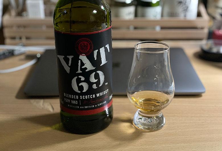 VAT69 ストレート