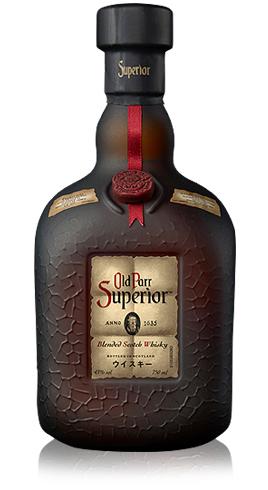 オールドパー スーペリア ブレンデッドスコッチウイスキー